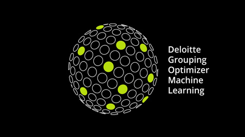Thumbnail for entry Deloitte Grouping Optimizer Machine Learning: Compression of Insurance Portfolios For Actuarial Modeling