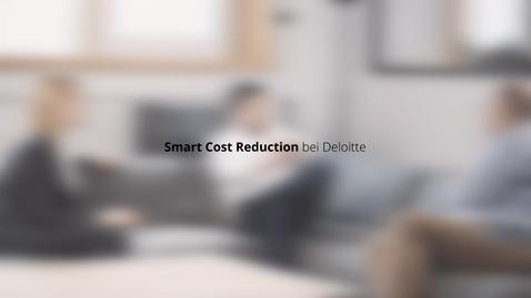 Thumbnail for entry Digitalisierung und Kostensenkung: Smart Cost Reduction