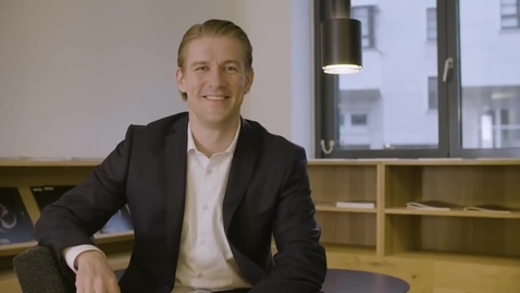 Thumbnail for entry Financial Advisory | Corporate Finance Advisory – Mitarbeitervideo Jan Wyrowinski