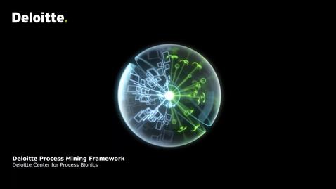 Thumbnail for entry Deloitte Center for Process Bionics: Framework