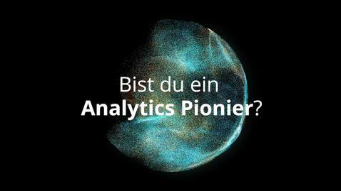 Thumbnail for entry Analytics Transformation: Leitfaden für den CFO