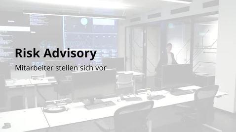 Thumbnail for entry Risk Advisory @ Deloitte | Best of Mitarbeitervideos