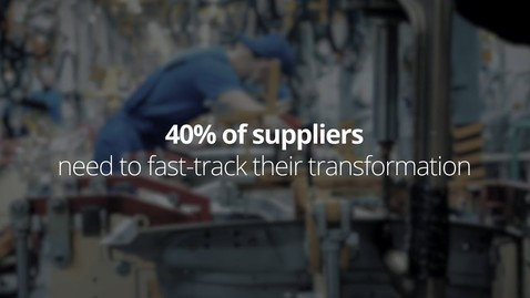 Thumbnail for entry Automotive suppliers: preparing for transformation