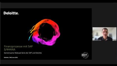 Thumbnail for entry Integratives Cash Management – End-to-End Prozesse mit SAP S/4HANA 2020