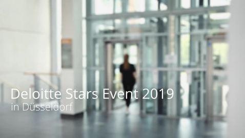 Thumbnail for entry Deloitte Stars meet Digital Transformation | Event 2019
