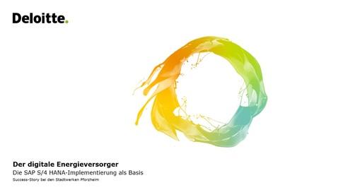 Thumbnail for entry SAP-Implementierung beim Energieversorger (Stadtwerke)