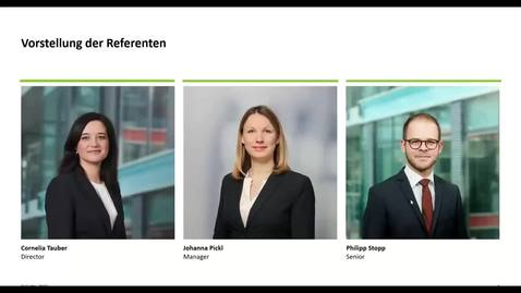 Thumbnail for entry Deloitte Career Webcast | Wirtschaftsprüferexamen – Hard and Soft Facts