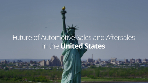 Future of Automotive Sales and Aftersales | United States