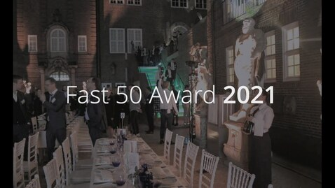 Thumbnail for entry Technology Fast 50 Award 2021 | Apply now