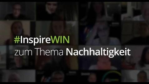 Thumbnail for entry #InspireWIN - Women In Network: Nachhaltigkeit in verschiedenen Branchen | 18.–22. Januar 2021
