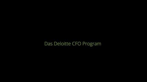 Thumbnail for entry CFO Programm Deutschland
