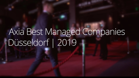 Thumbnail for entry Axia Best Managed Companies Award 2019