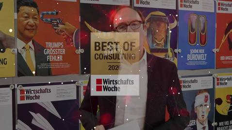 WirtschaftsWoche und BDU gratulieren Deloitte zur Best of Consulting Auszeichnung