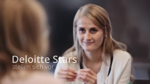 Thumbnail for entry Deloitte Stars Insights | Isabelle