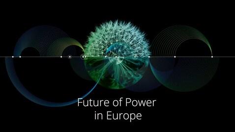 Thumbnail for entry Future of Power | European Utility Scenarios with Deloitte