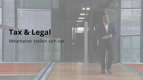 Thumbnail for entry Deloitte Mitarbeitervideo Navid Zare | Tax & Legal | Tax Compliance | Business Tax
