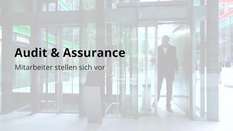 Thumbnail for entry Deloitte Mitarbeitervideo Christoph Schenk | Managing Partner | Audit & Assurance